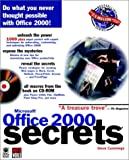 Office 2000 Secrets, Steve Cummings, 0764532626