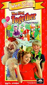 Wee Sing Together [VHS]