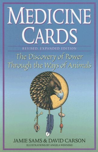 Medicine Cards: The Discovery of Power Through the Ways of Animals: Amazon.es: Sams, Jamie, Carson, David, Werneke, Angela: Libros en idiomas extranjeros