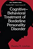 img - for Cognitive-Behavioral Treatment of Borderline Personality Disorder book / textbook / text book