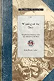 Wearing of the Gray, John Cooke, 1429015780