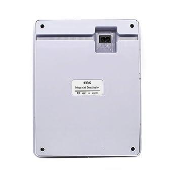 Mairuay Desactivador de etiquetas de seguridad AM de 58 KHz ...