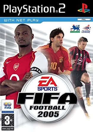 Electronic Arts FIFA Football 2005, PS2 - Juego (PS2, PlayStation 2,  Deportes, E (para todos)): Amazon.es: Videojuegos