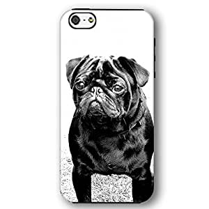 Pug Dog Puppy iPhone 5 and iPhone 5s Armor Phone Case