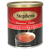 Stephen's Gourmet Cider, Apple Cinnamon Cider, 16-ounce Can