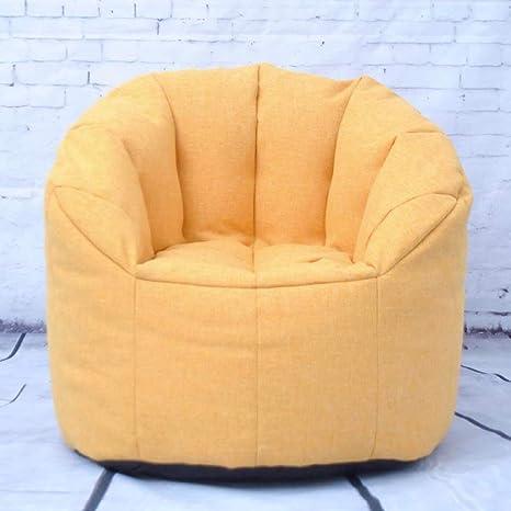 Huahua Furniture Puf para Adultos, tamaño Extragrande, cojín ...