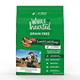WholeHearted Grain Free All Life Stages Lamb and Lentil Formula Dry Dog Food, 25 lbs. For Sale