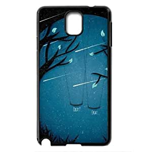 2014 New & Fashion Star The Fault in Our Stars Okay?okay. phone Case Cover for Samsung Galaxy NOTE3 N9000 ART101677