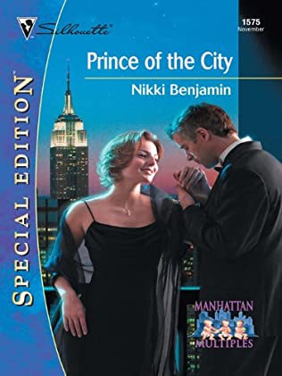 book cover of Prince of the City