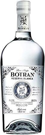 Botran Reserva Blanca Ron - 700 ml: Amazon.es: Alimentación ...