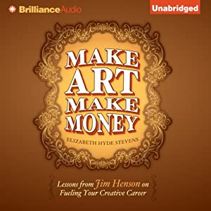 Make Art Make Money Audiobook
