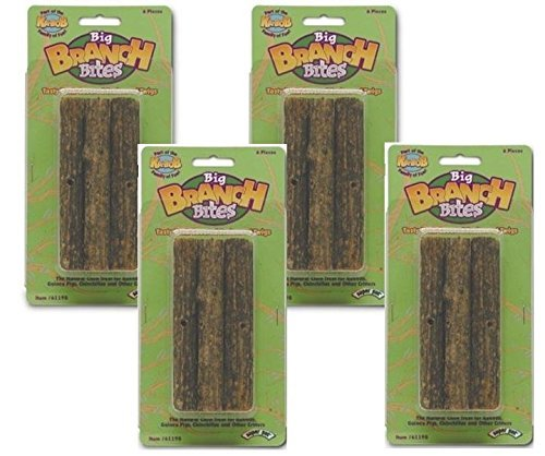 Big Branch Bites (Pack of 4) by Super ()