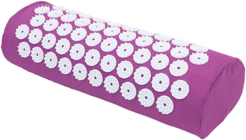les /épaules le soulagement des douleurs musculaires du corps le cou le stress la t/ête r/éflexologie ForeWan Ensemble de tapis de massage et oreiller pour le repos le dos