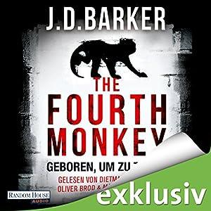 The Fourth Monkey Hörbuch