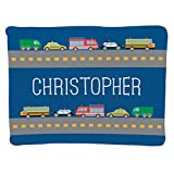 Baby & Infant Blanket | Cars | Navy