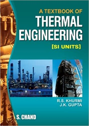 Textbook of Thermal Engineering by R.S. Khurmi (2006-06-01)