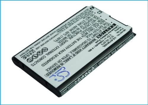 1100mAh Battery Replacement for Sanyo Mirro SCP-3810 P//N SCP-35LBPS SCP-3810