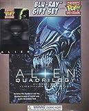 Alien Quadrilogy Blu-ray Gift Set (Alien/Aliens/Alien 3/Alien Resurrection)