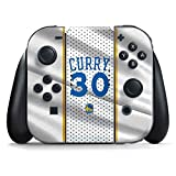 Golden State Warriors Nintendo Switch Joy Con Controller Skin - Stephen Curry Golden State Warriors Jersey | NBA & Skinit Skin