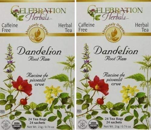 Celebration Herbals Organic Dandelion Caffeine