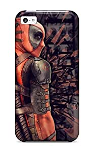 New Style New Arrival Deadpool For Iphone 5c Case Cover