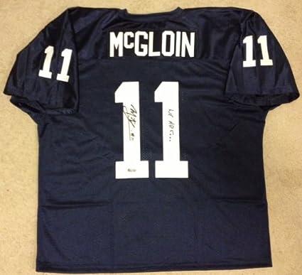 Matt Mcgloin Autographed Penn State Football Jersey Inscribed We ...