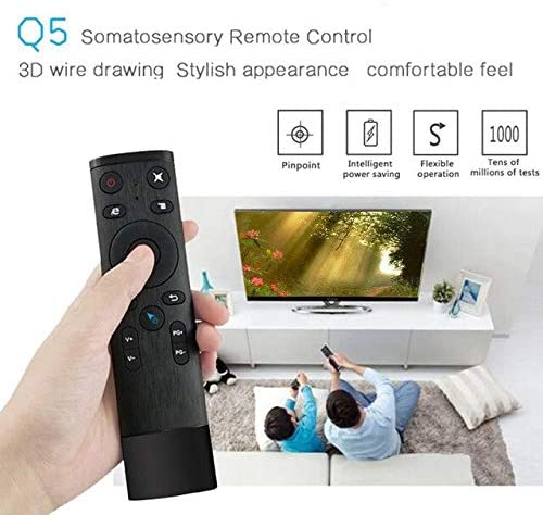 Calvas 2.4G Remote Control TV BOX Wireless Home Portable Mini Keyboard Universal For Android Smart Air Mouse