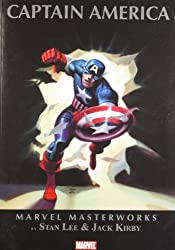 Marvel Masterworks: Captain America Volume 1 TPB