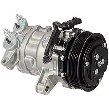 9c9f3d61e26 AUTEX Premium Quality CO 4335C AC Compressor And A C Clutch Kit 889640  889671 889701 Replacement for 2002 2003 2004 2005 Jeep Liberty 3.7L