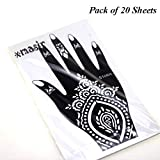 Henna Tattoo Stencil Kit/Temporary Tattoo