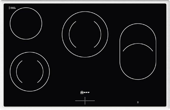 Opinión sobre Neff MR 1383 N - Placa (Integrado, Inducción, Vidrio y cerámica, 220 - 240V, 50/60 Hz, 7600W) Negro