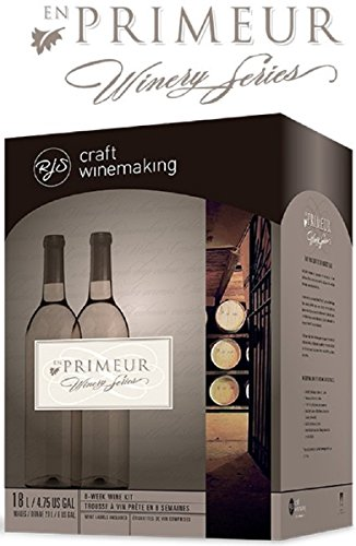 En Primeur Winery Series Cabernet Sauvignon (Australian) Wine Kit w/ Cab Skins By RJS Wine Kits Free Shipping