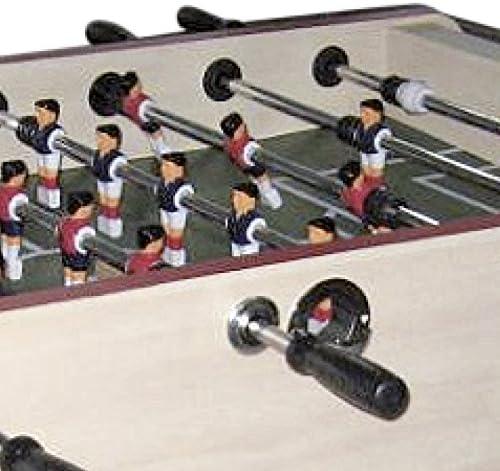 PL Ociotrends Devessport - Futbolín Bistro-Pro Ideal para Jugar con Amigos - Gran tamaño - Profesional - Barras telescópicas - Mango de plástico - Medidas: 141 x 74 x 86 Cm: Amazon.es: Juguetes y juegos