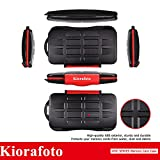 Kiorafoto Professional Water-Resistant Anti-Shock