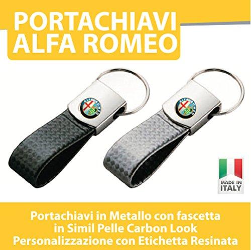9 opinioni per PORTACHIAVI AUTO MOTO TUNING- ALFA ROMEO- PORTACHIAVE CARBON LOOK printerlad.it