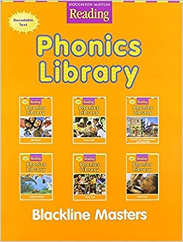 Houghton Mifflin Reading Phonics Library