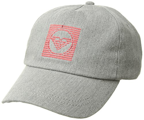 (Roxy Junior's Extra Innings Hat, Heritage Heather, One)