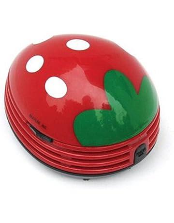niceeshop(TM) Mini Aspirador de Polvo de Limpiador del Escritorio de Electrónico de Puntos