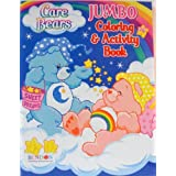 CARE BEARS COLORING & ACTIVITY BOOK (A) by Care Bears