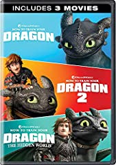 Join Hiccup and Toothless on the adventure of a lifetime as they defy tradition and form an unlikely friendship that changes both of their worlds forever. Follow the epic journey in the How to Train Your Dragon: 3-Movie Collection.