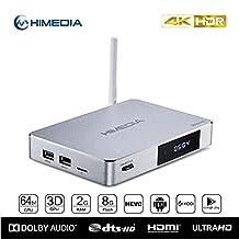 HiMedia Q5PRO 4K 3D H.265 Network Ultra Android 5.1 TV Box   HI3798CV200 Quad-Core 64bit ARM Cortex