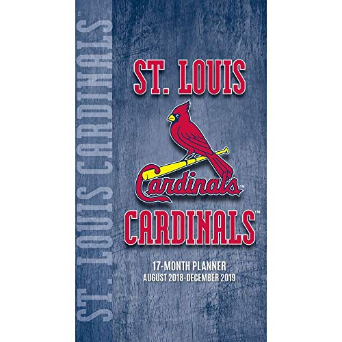 (The Lang Companies St. Louis Cardinals 17 Month Pocket Planner (2018-2018))