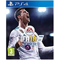 PS4 Fifa 18 STD by Sony, Free Region - PlayStation 4