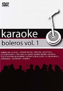 Karaoke Boleros Vol. 1 [DVD]
