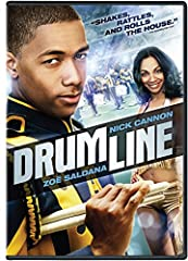 Halftime is party time in this high-energy film about a gifted street drummer (Nick Cannon) who snares the top spot in a university marching band - but quickly discovers it takes more than talent to succeed.Once you've seen Drumline, halftime...