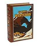 img - for Classic Westerns (Leather-bound Classics) book / textbook / text book