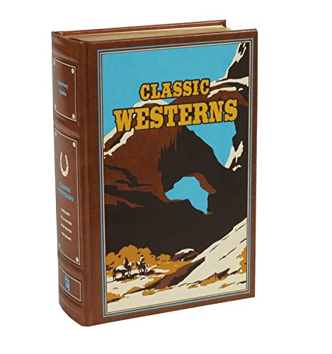 Grey Action Leather (Classic Westerns (Leather-bound Classics))