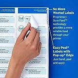 Mailing Address Labels, Laser & Inkjet