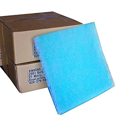 CR Paint Spray Booth Exhaust Filter 20x20x2 100/Case