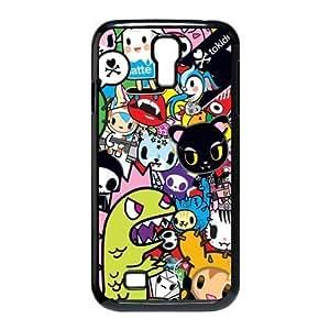 Cartoon Tokidoki Iphone 5/5S Hard Cover Fits Case SGS0073